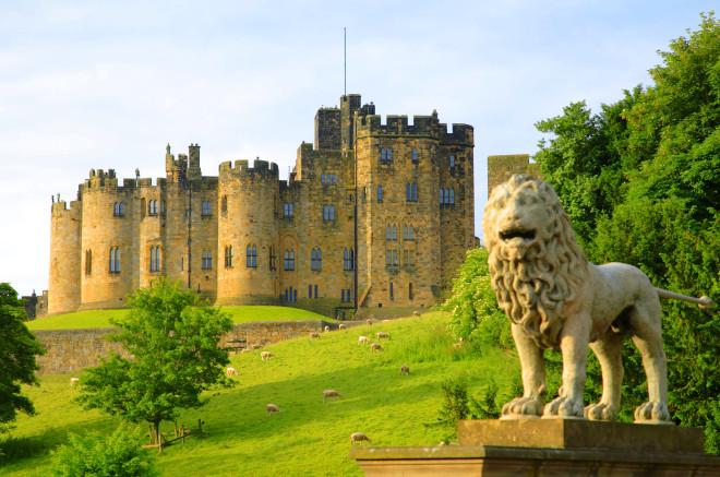 Best UK Castles for Families