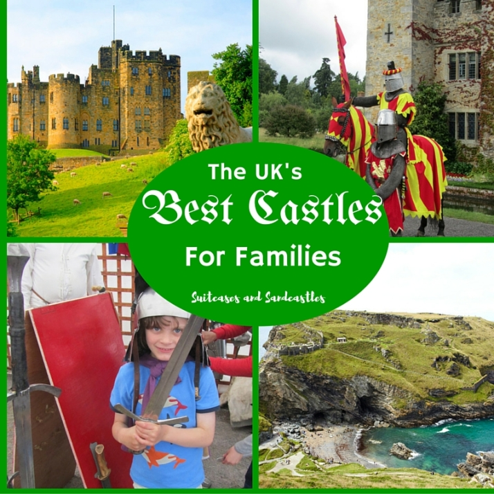 Best UK Castles for Families