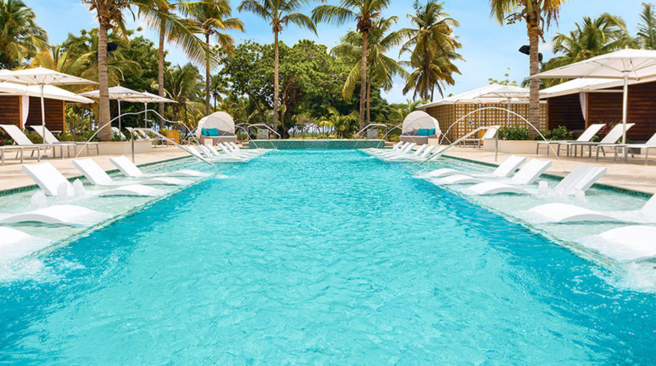The top luxury all inclusive caribbean resorts r and b for The best all inclusive hotels