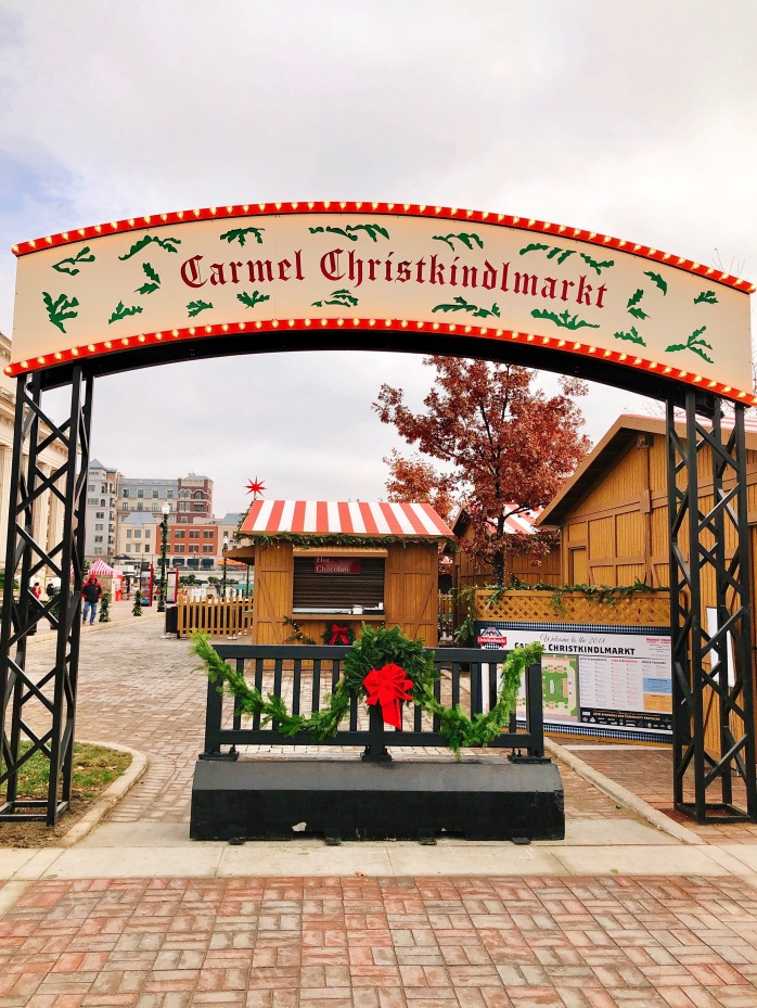 Carmel Christkindlmarkt