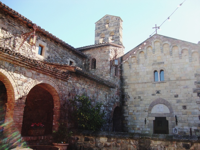 Castello di Amorosa - Ayla Boswell