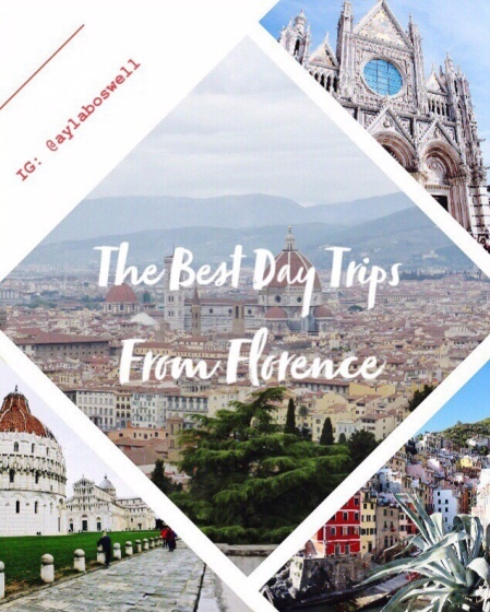 The Best Day Trips From Florence - Ayla Boswell